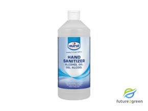 Eurol Hygienic Hand Alcohol Gel 1000ml refill