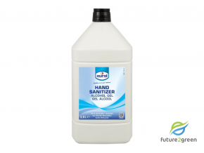 Eurol Hygienic Hand Alcohol Gel 3800ml refill for dipencer