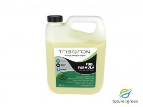 Triboron Fuel Formula jerry can 4 liters (save 15%)